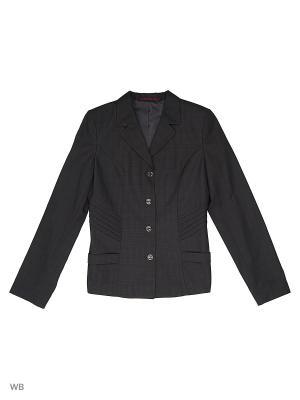 Пиджак OVAS. Цвет: антрацитовый