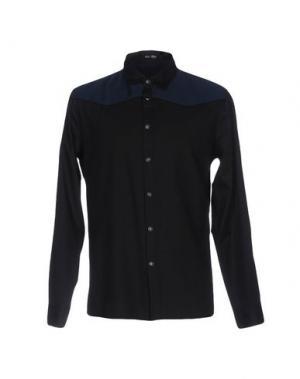 Pубашка BLK DNM. Цвет: черный