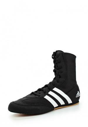Боксерки adidas Combat. Цвет: черный