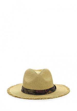 Шляпа Animal. Цвет: бежевый