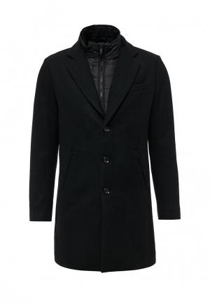 Пальто Celio. Цвет: черный