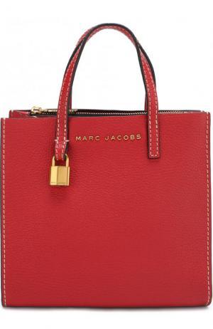 Сумка-тоут  Grind Marc Jacobs. Цвет: красный