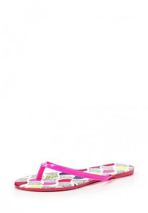 Шлепанцы Librapop. Цвет: розовый