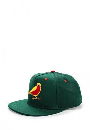 Бейсболка Запорожец Heritage. Цвет: зеленый
