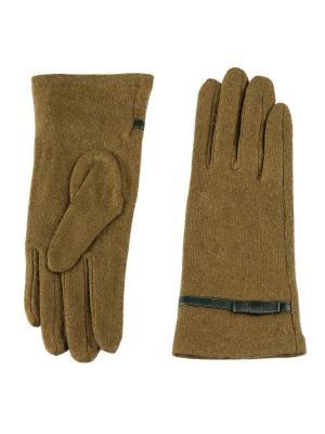 Перчатки Sabellino. Цвет: темно-зеленый