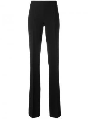 Расклешенные брюки Antonio Berardi. Цвет: чёрный
