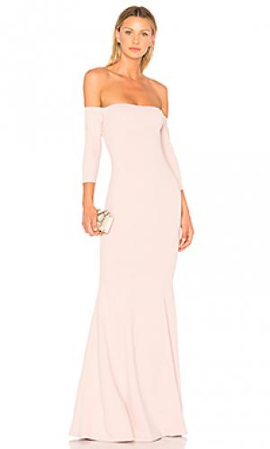 Вечернее платье brentwood Katie May. Цвет: розовый