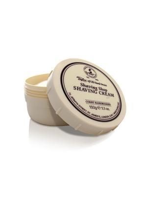 Крем для бритья Shaving Shop Bowl 150гр Taylor of Old Bond Street. Цвет: молочный