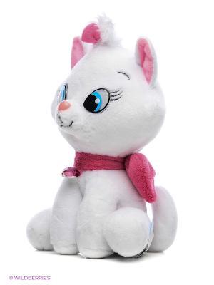 Мягкая игрушка Мульти-Пульти disney кошка Мэри. Цвет: белый