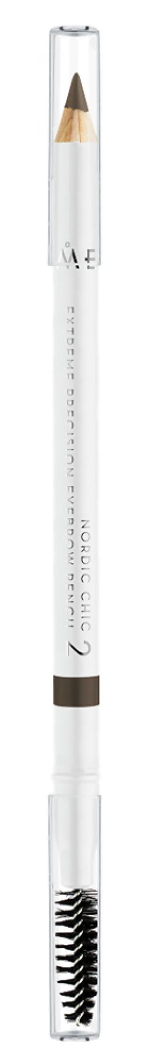 Карандаш для бровей Lumene 2 Серый. Цвет: 2 серый