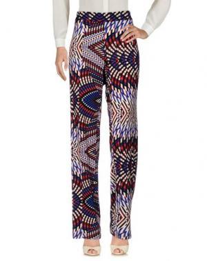 Повседневные брюки PAZ TORRAS. Цвет: синий