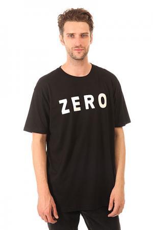 Футболка  Army Premium Black Zero. Цвет: черный