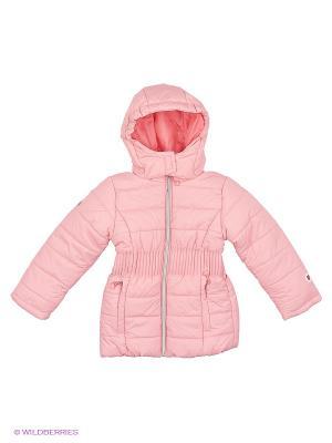 Куртка PlayToday. Цвет: розовый