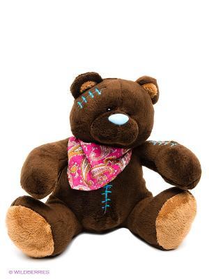 Медведь Шоколадка Sonata Style. Цвет: коричневый
