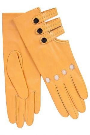 Перчатки Michel Katana. Цвет: кэмел