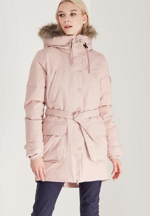 Куртка утепленная Reebok Classics. Цвет: розовый
