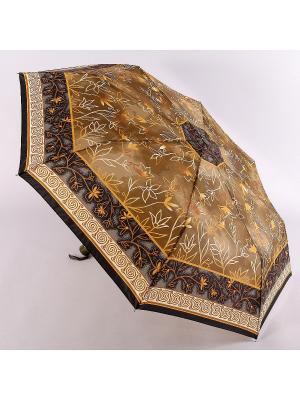 Зонт Prize. Цвет: темно-коричневый