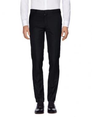 Повседневные брюки SUIT Est. 2004. Цвет: черный