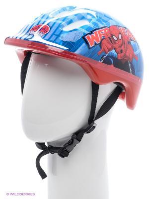 Шлем Спайдермен Marvel. Цвет: синий, красный