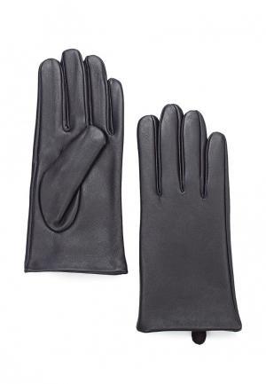 Перчатки MAISONQUE. Цвет: коричневый