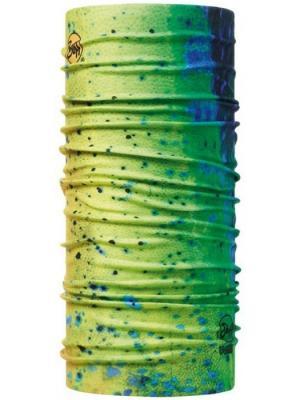 Бандана DORADO Buff. Цвет: желтый, салатовый, синий