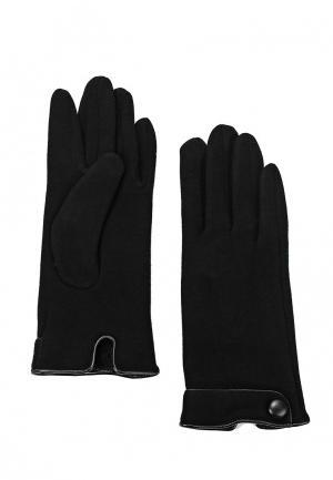 Перчатки Venera. Цвет: черный