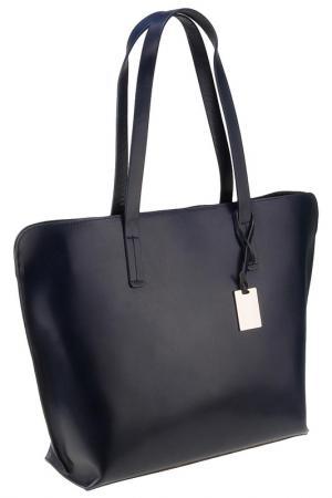 Сумка FLORENCE BAGS. Цвет: синий