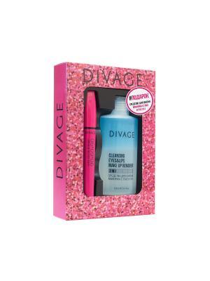 Набор Подарочный № 54 DIVAGE. Цвет: черный