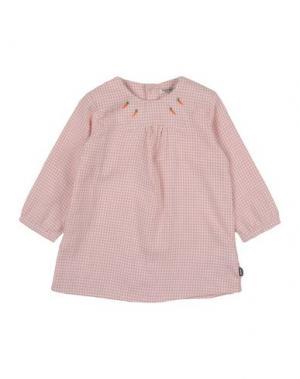 Платье IMPS&ELFS. Цвет: розовый