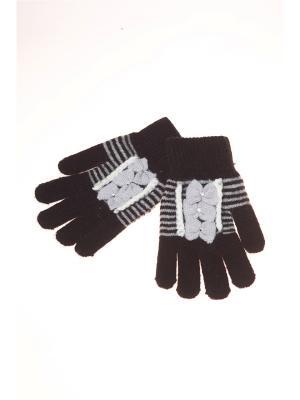 Перчатки Shapkoff. Цвет: черный
