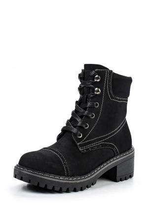 Ботинки Foxy Up. Цвет: черный