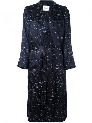 Пальто Andromeda Racil. Цвет: чёрный