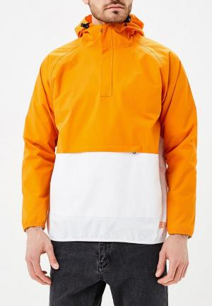 Ветровка Dickies. Цвет: оранжевый