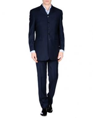 Пиджак TIZIANO REALI. Цвет: темно-синий
