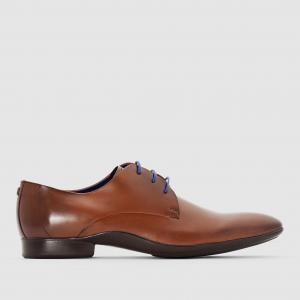 Ботинки-дерби OUTINO AZZARO. Цвет: коньячный