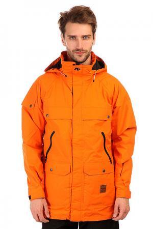 Куртка  Ag Anthem Jk Safety Orange Analog. Цвет: оранжевый