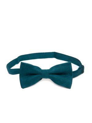 Галстук-бабочка Churchill accessories. Цвет: зеленый, оливковый, хаки