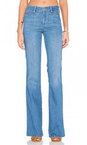 Расклешенные джинсы marrakesh M.i.h Jeans. Цвет: none