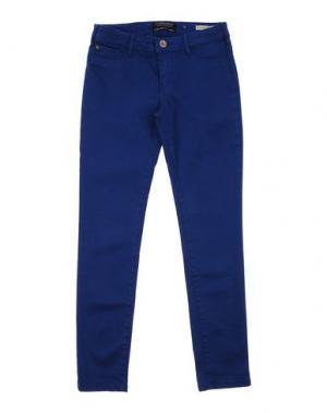 Повседневные брюки SCOTCH R'BELLE. Цвет: синий