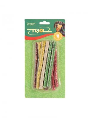 Набор палочки MIX 5-9/10 мм TRIOL. Цвет: светло-коричневый