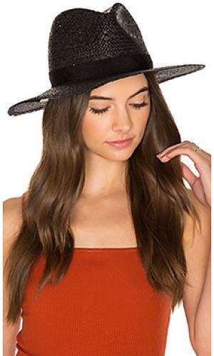 Шляпа carlton KIN/K. Цвет: черный
