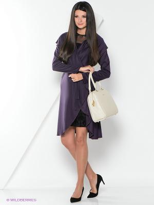 Кардиган Alina Assi. Цвет: фиолетовый
