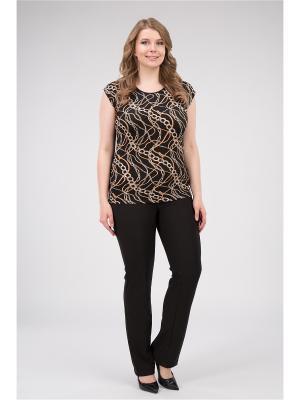 Блузка женская Proto. Цвет: черный