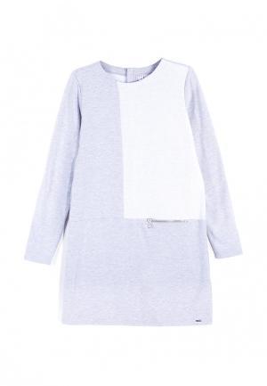 Платье Coccodrillo. Цвет: серый