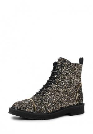 Ботинки Giuseppe Zanotti Design. Цвет: золотой