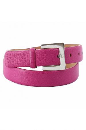 Ремень Giorgio Armani. Цвет: розовый