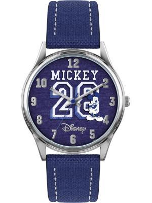 Часы Disney by RFS. Цвет: серебристый, синий