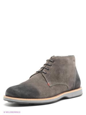 Ботинки Spur. Цвет: темно-серый