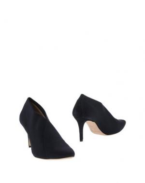 Ботинки DANIELE ANCARANI. Цвет: темно-синий