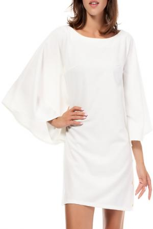 Платье BeWear. Цвет: ecru